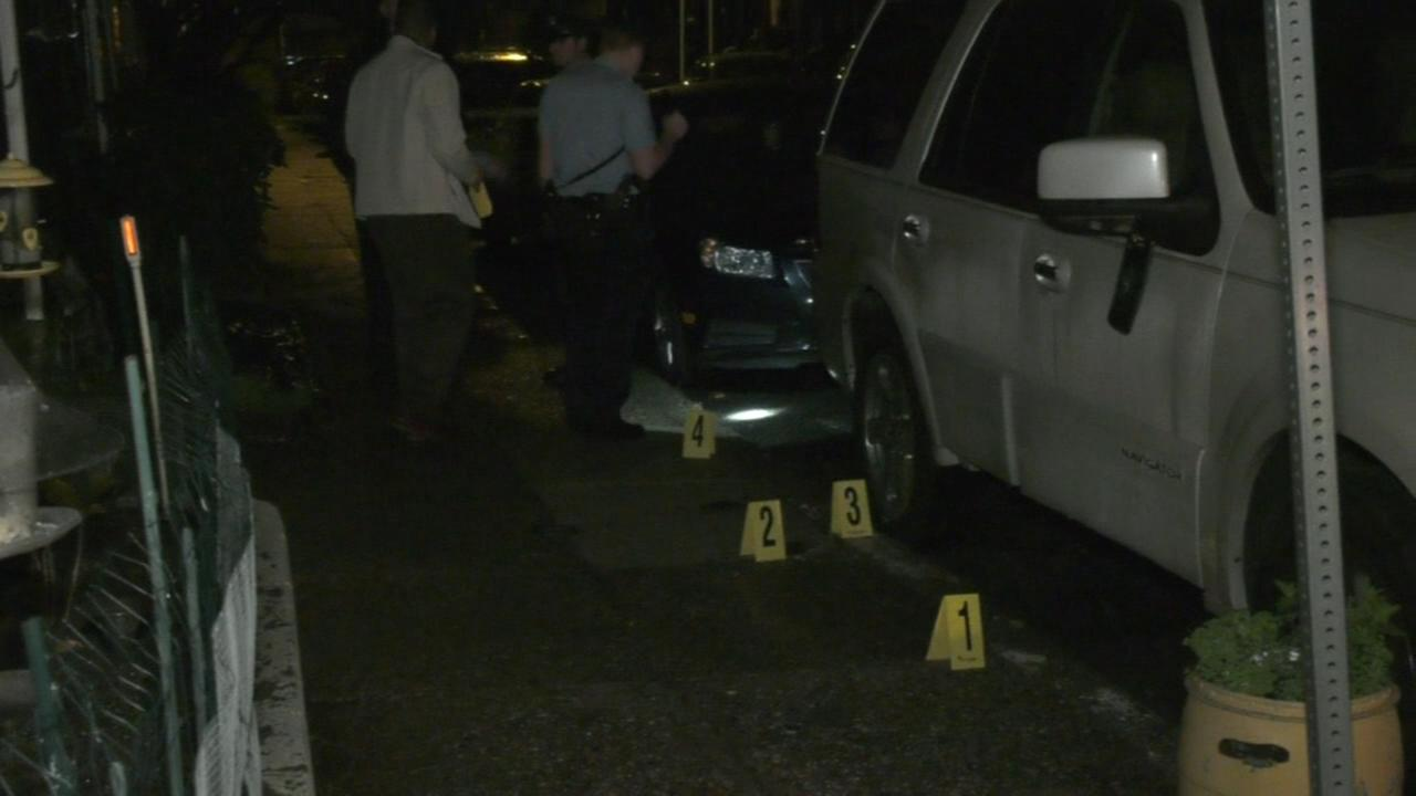 Police investigate deadly shooting in Olney