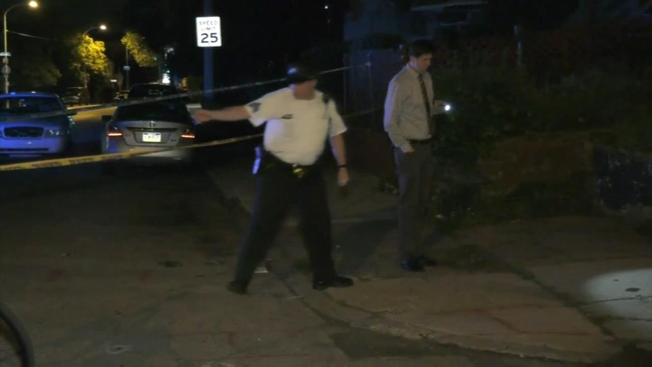 Newlywed pregnant woman, father shot in SW Philadelphia