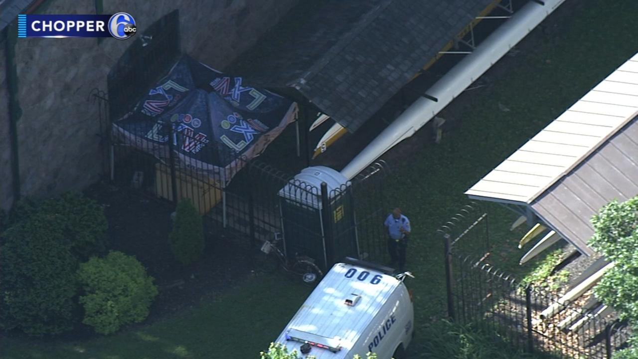 Body found near Boathouse Row