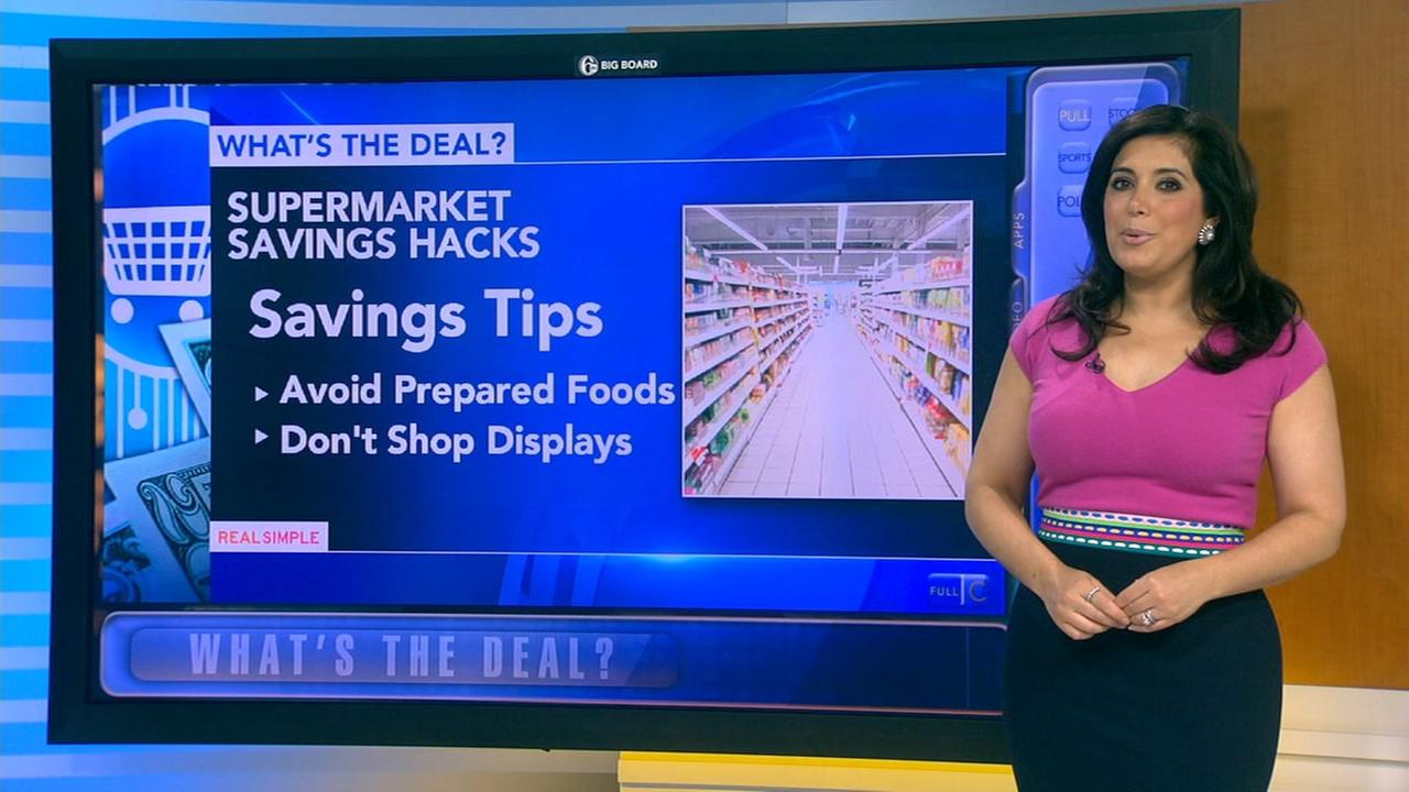 Whats the Deal: How to save on groceries