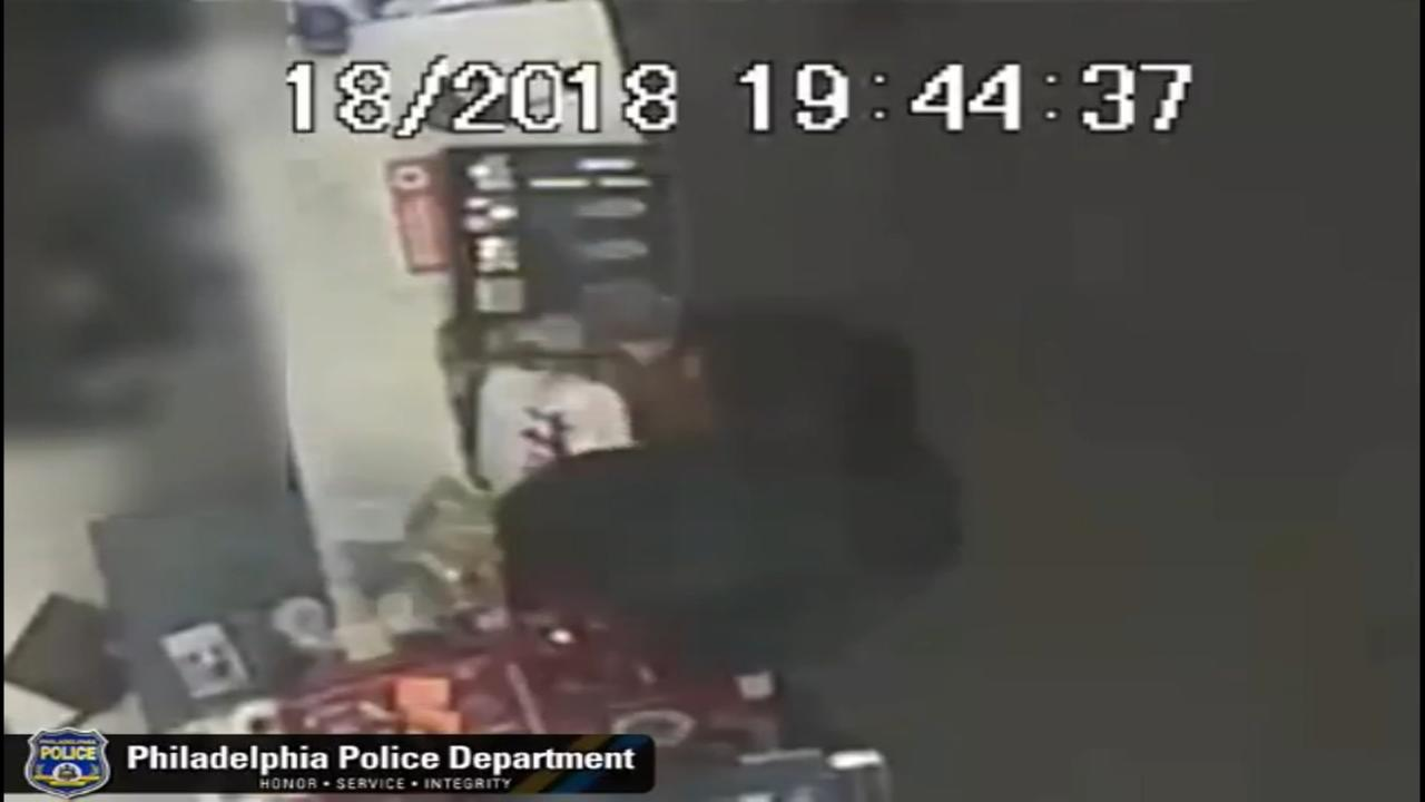 RAW VIDEO: Walgreens robbery