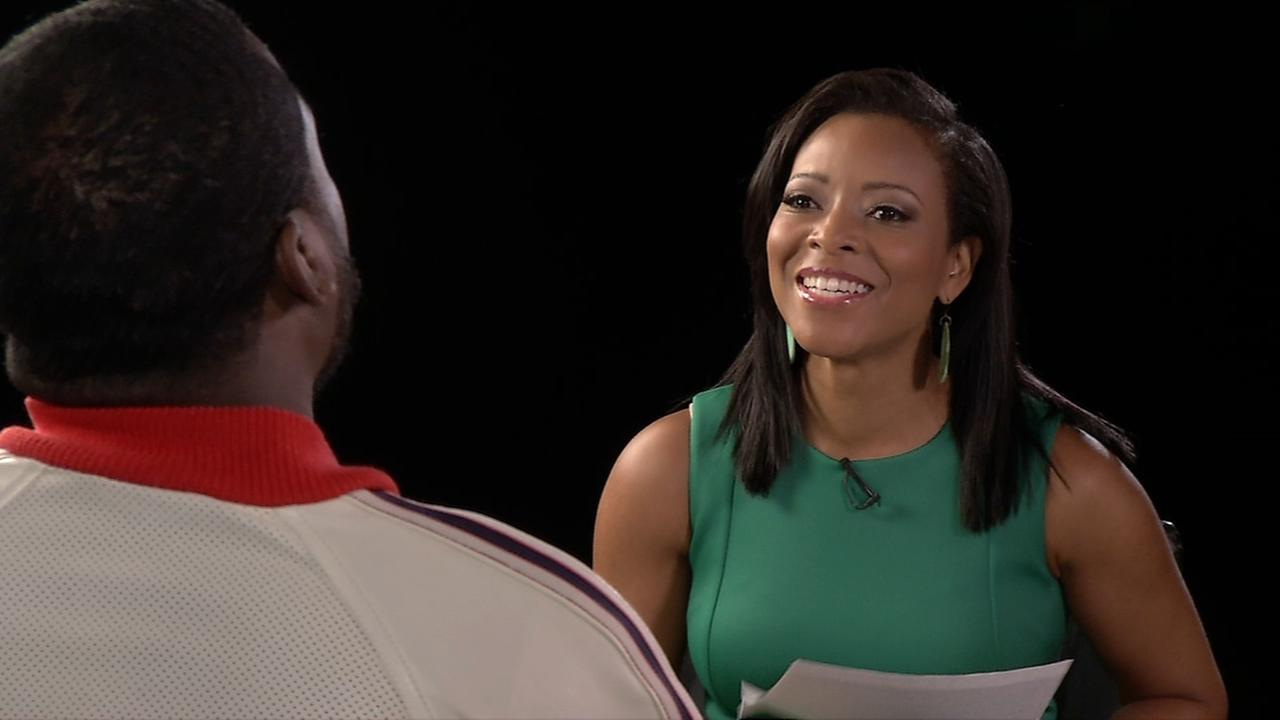 VIDEO: Sharrie Williams interviews Meek Mill