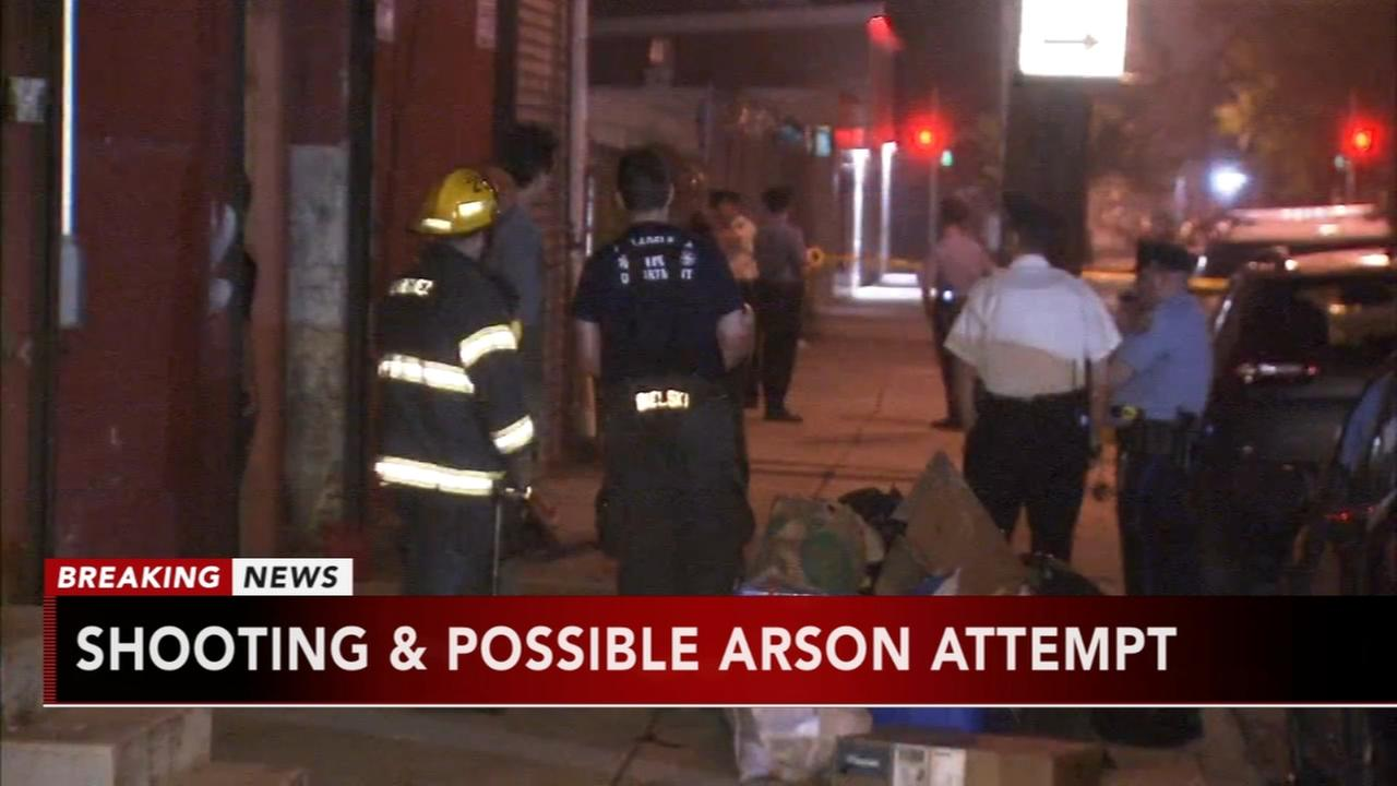 Man shot in North Philadelphia