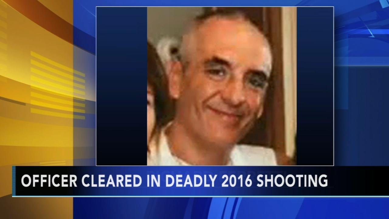 Officer cleared in fatal Overbrook shooting