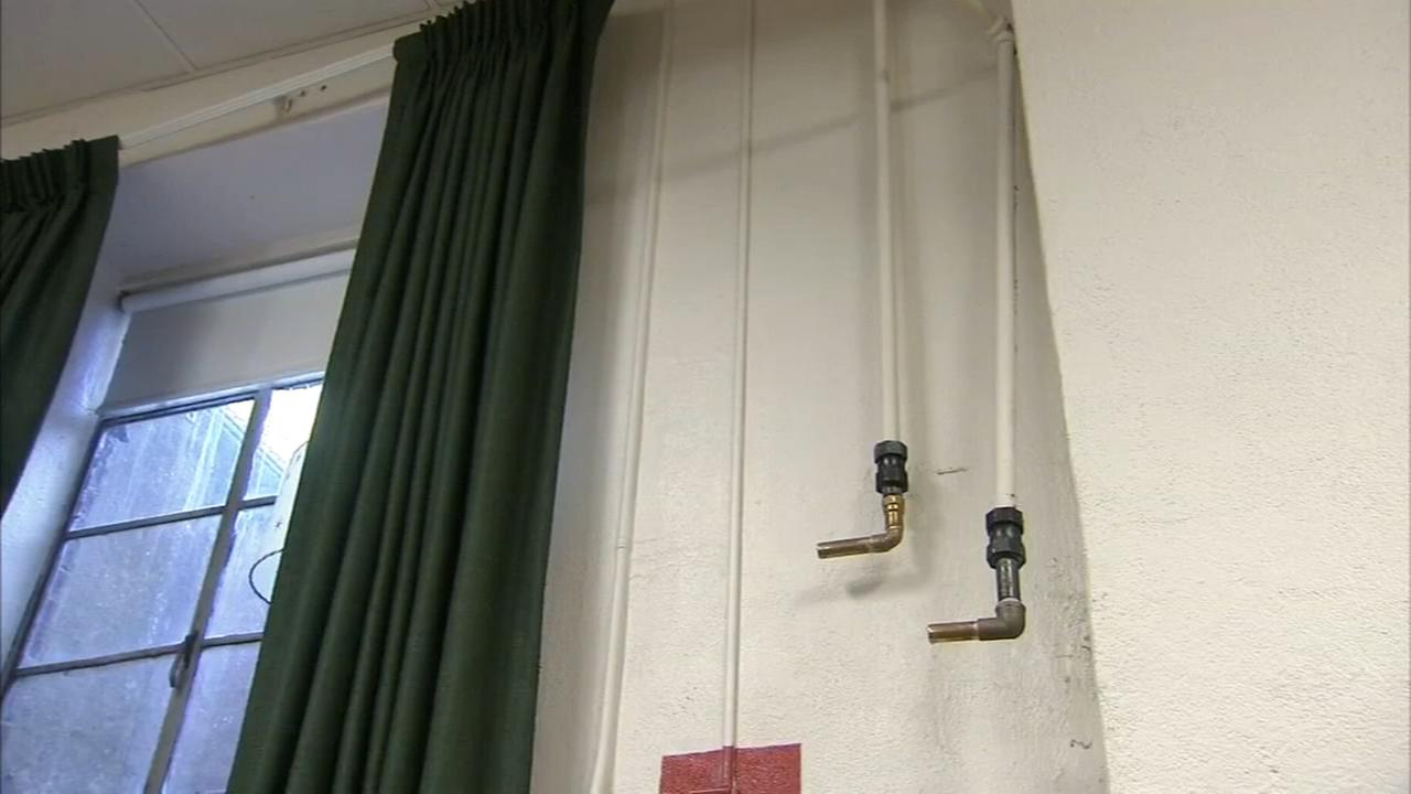 Copper pipes, other large items stolen from Lawncrest church