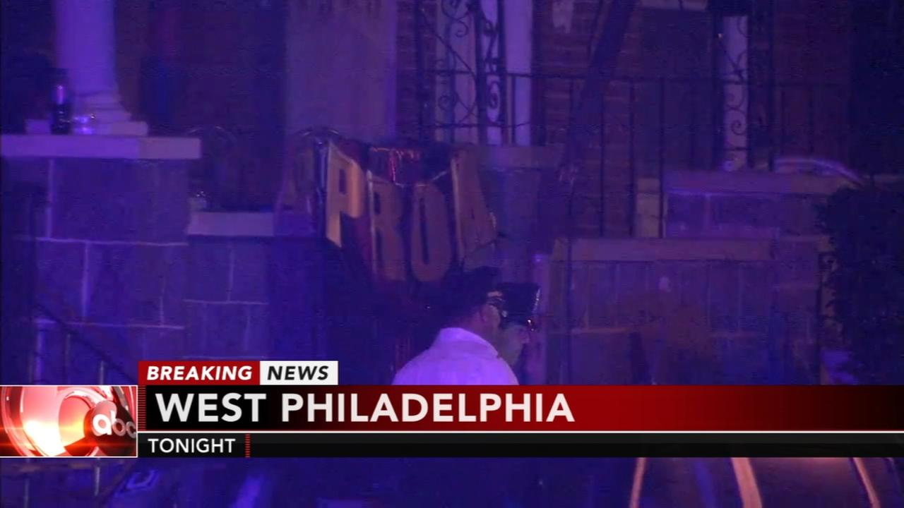 Man shot in head at prom party in West Philadelphia