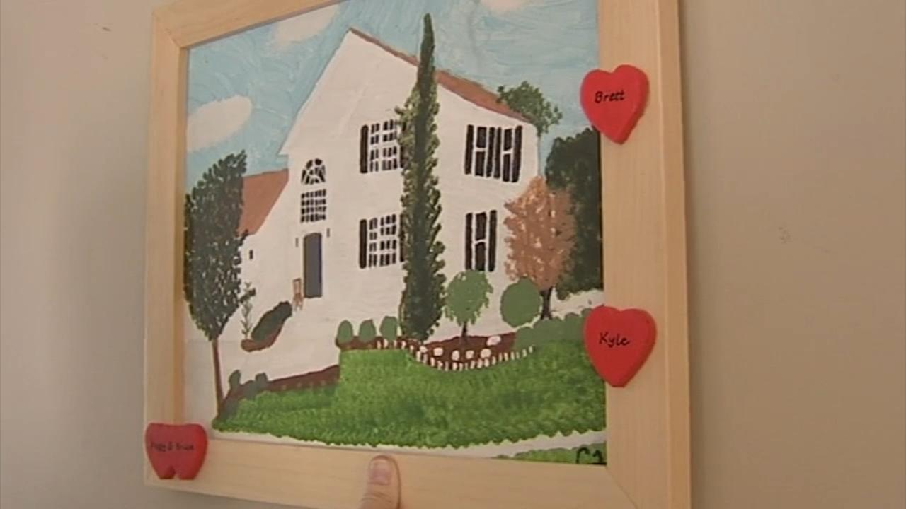 New Jersey womans act of kindness repaid with a painting
