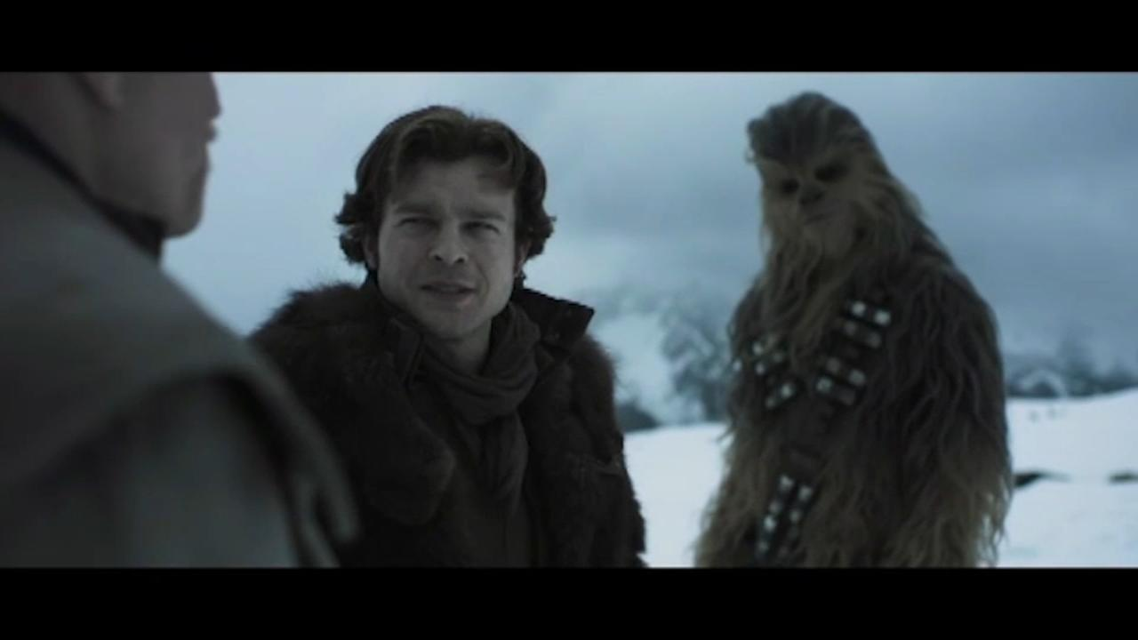Entertainment Now: Solo is out