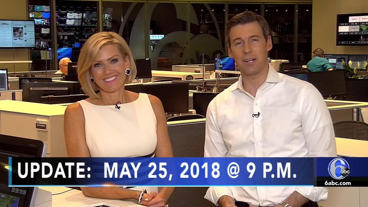 Action News 9pm Update