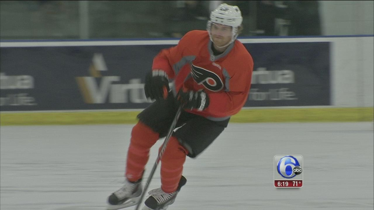 VIDEO: Despite winless start, Flyers still hopeful