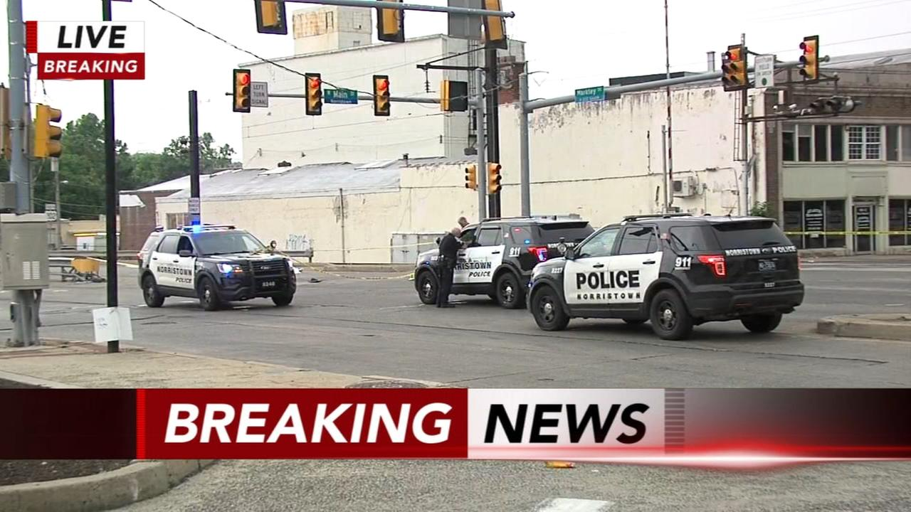 One person dead after hit and run in Norristown