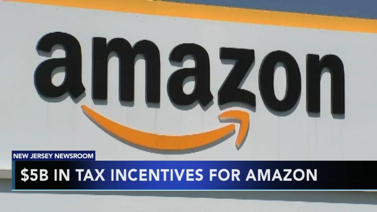 Gov. Murphy: Tax credits are most important pledge to Amazon