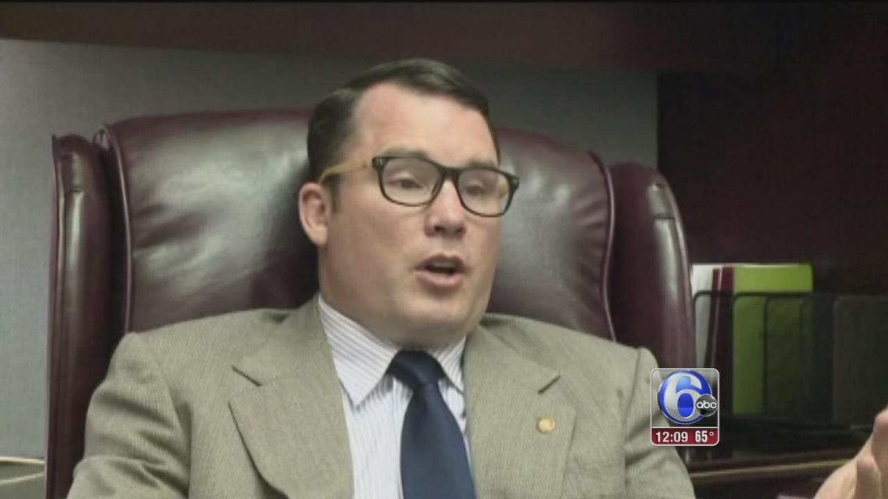 VIDEO: Pa. legislator who foiled robbery credits his gun