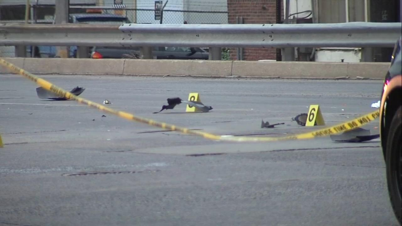 Suspect sought in deadly hit and run in Norristown