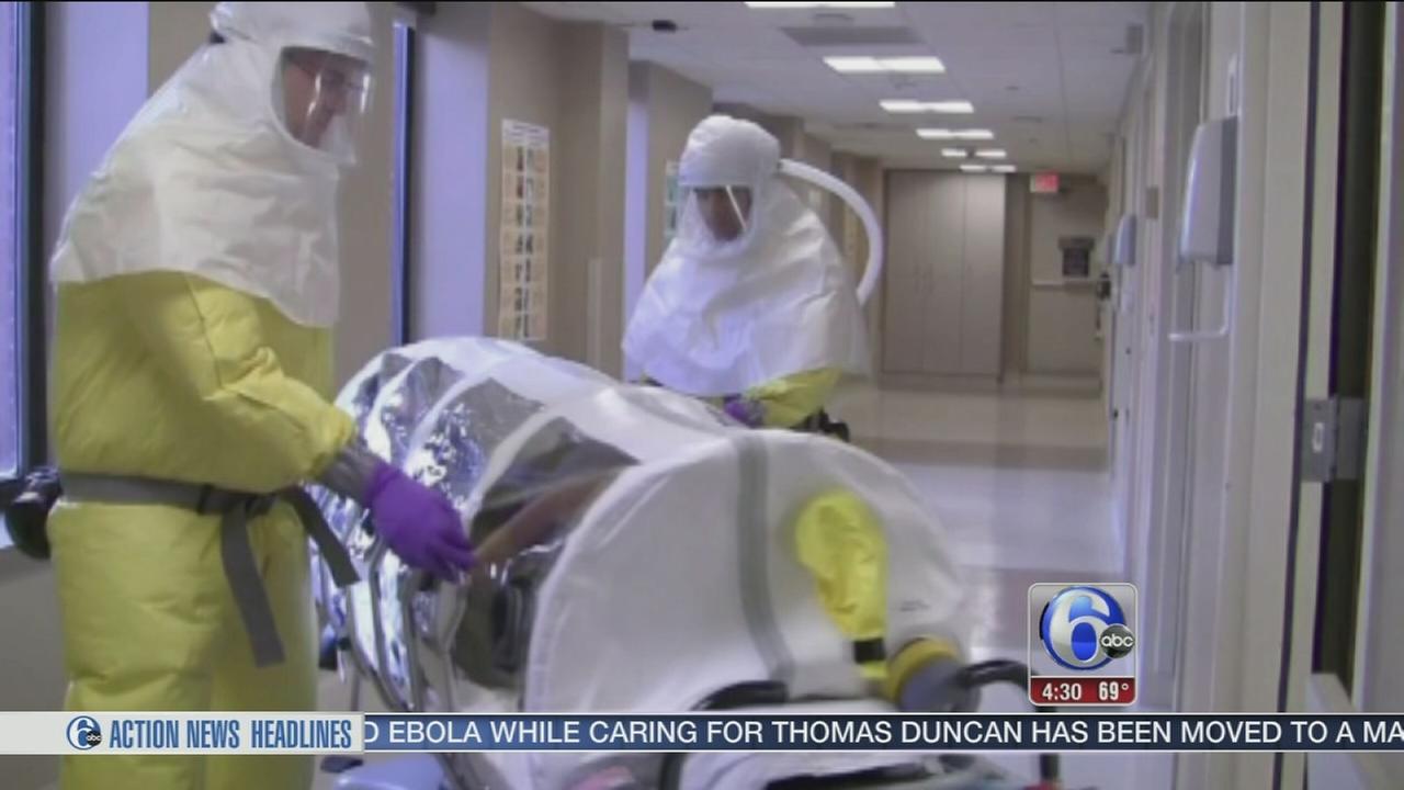 VIDEO: NJ nurses concerned about treating Ebola patients