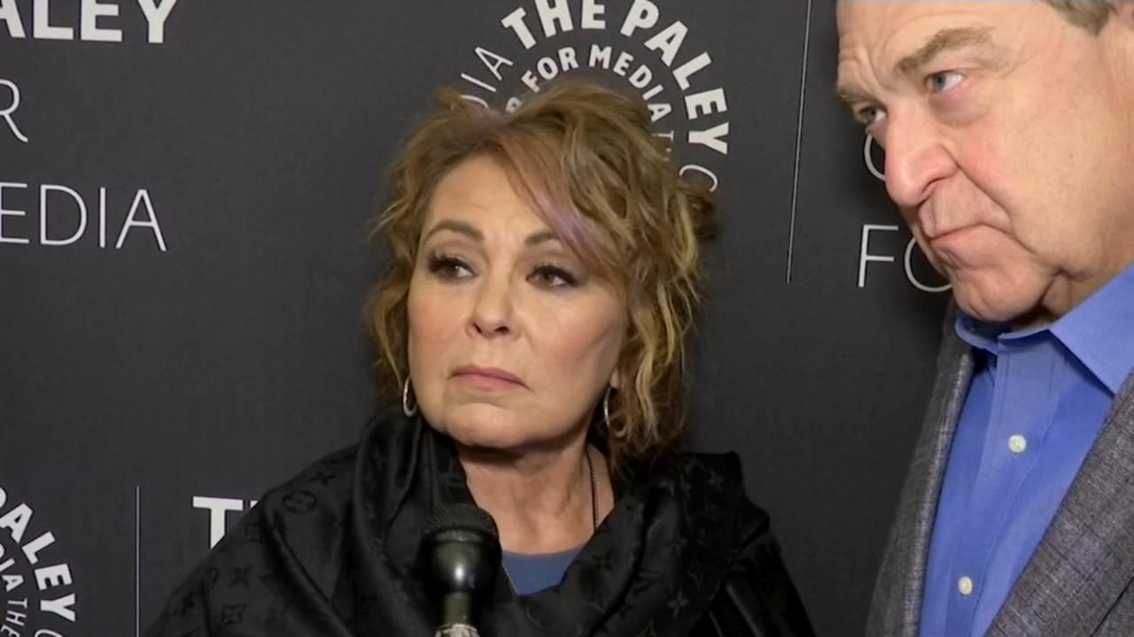 Roseanne canceled by ABC after Barr tweet on Valerie Jarrett