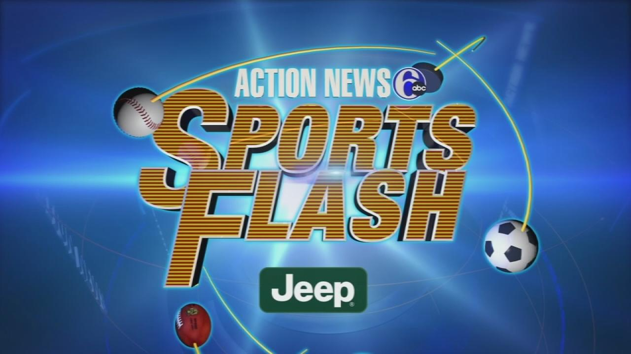VIDEO: Action News Sports Flash: Thursday October 16, 2014
