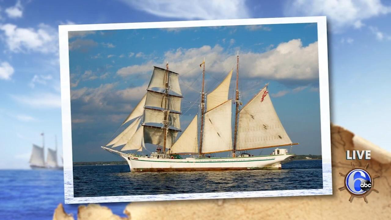 VIDEO: Tall Ships 2018