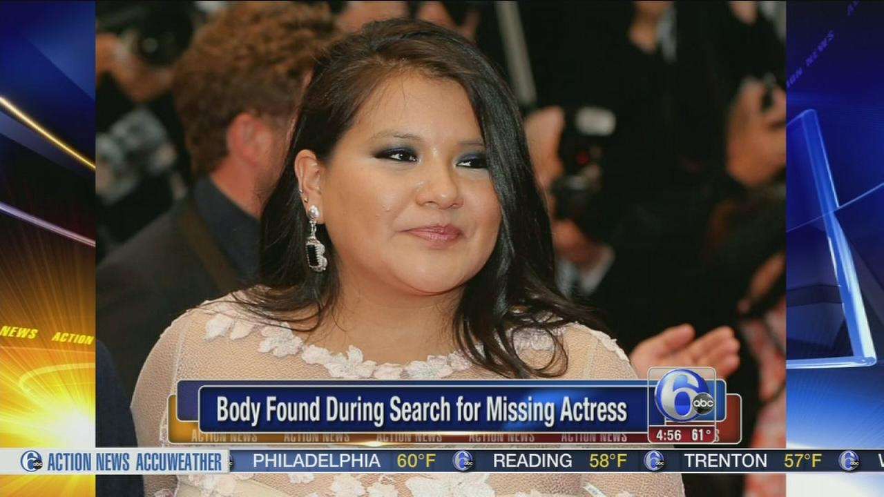 VIDEO: Body of missing actress found