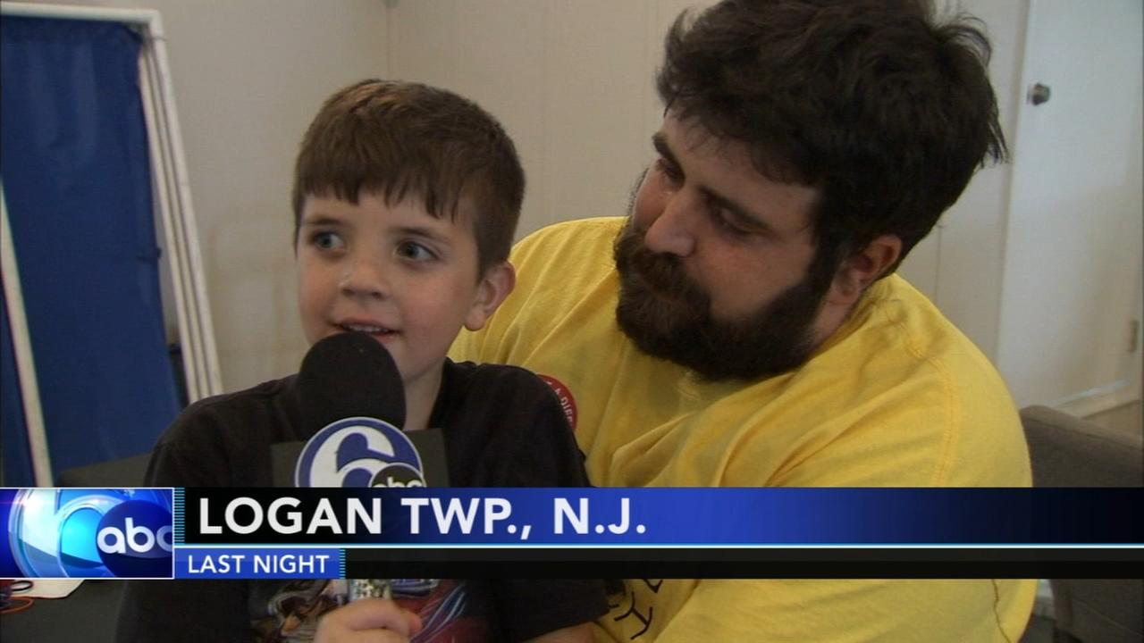 NJ church holds blood drive for young boy