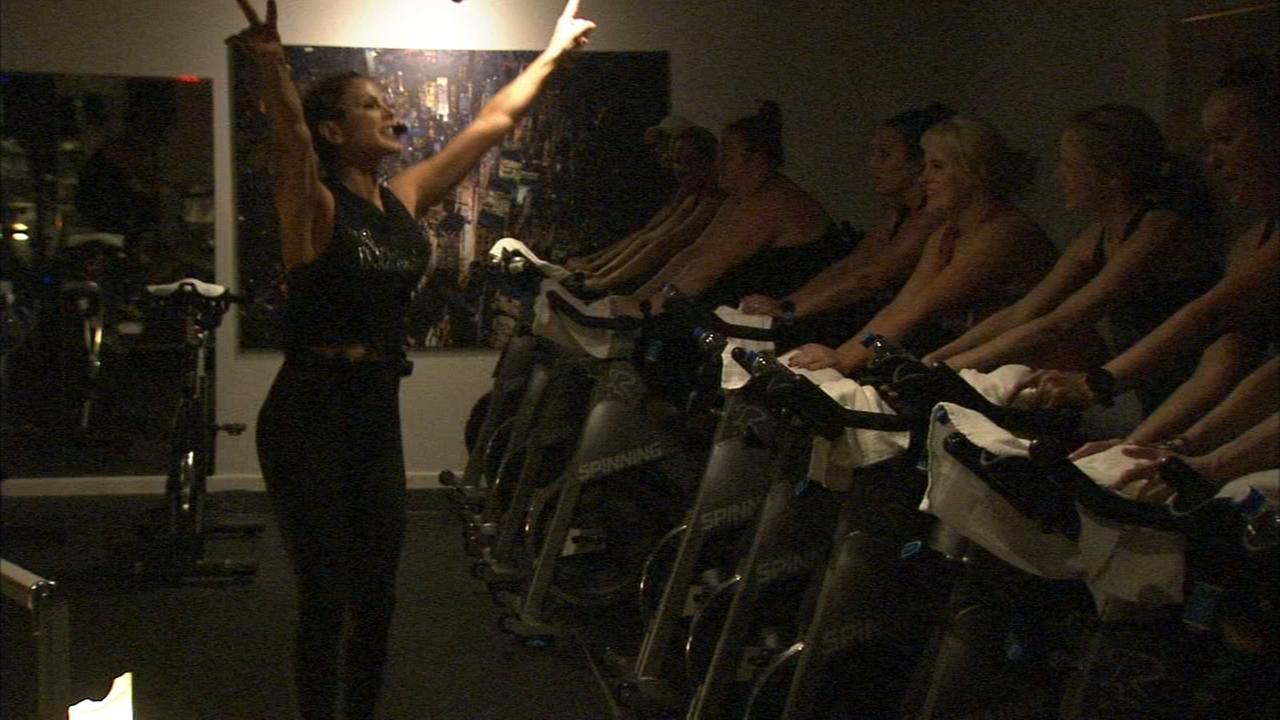 Fitness Friday: BodyRide in Limerick, Pa.