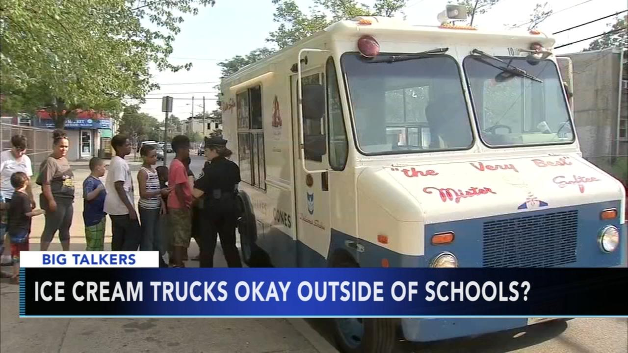 Mom leads charge to push ice cream trucks away from schools