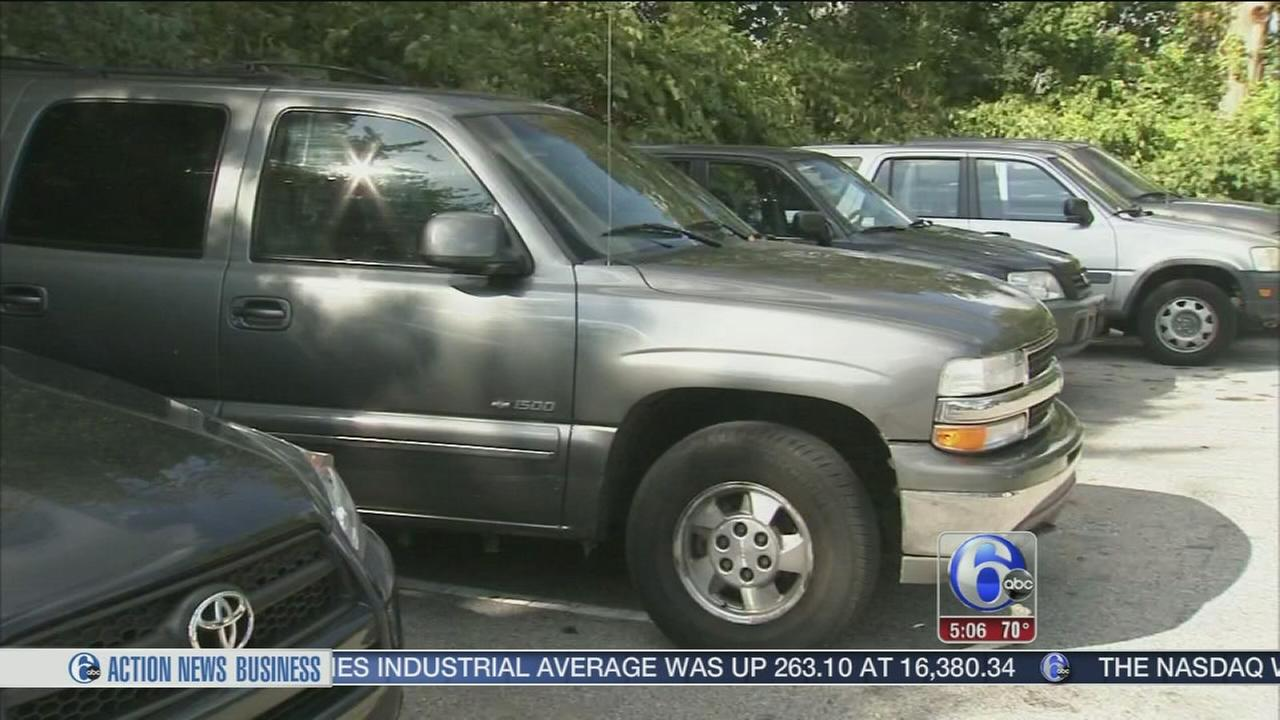 VIDEO: Police track down SUV involved in school bus road rage incident