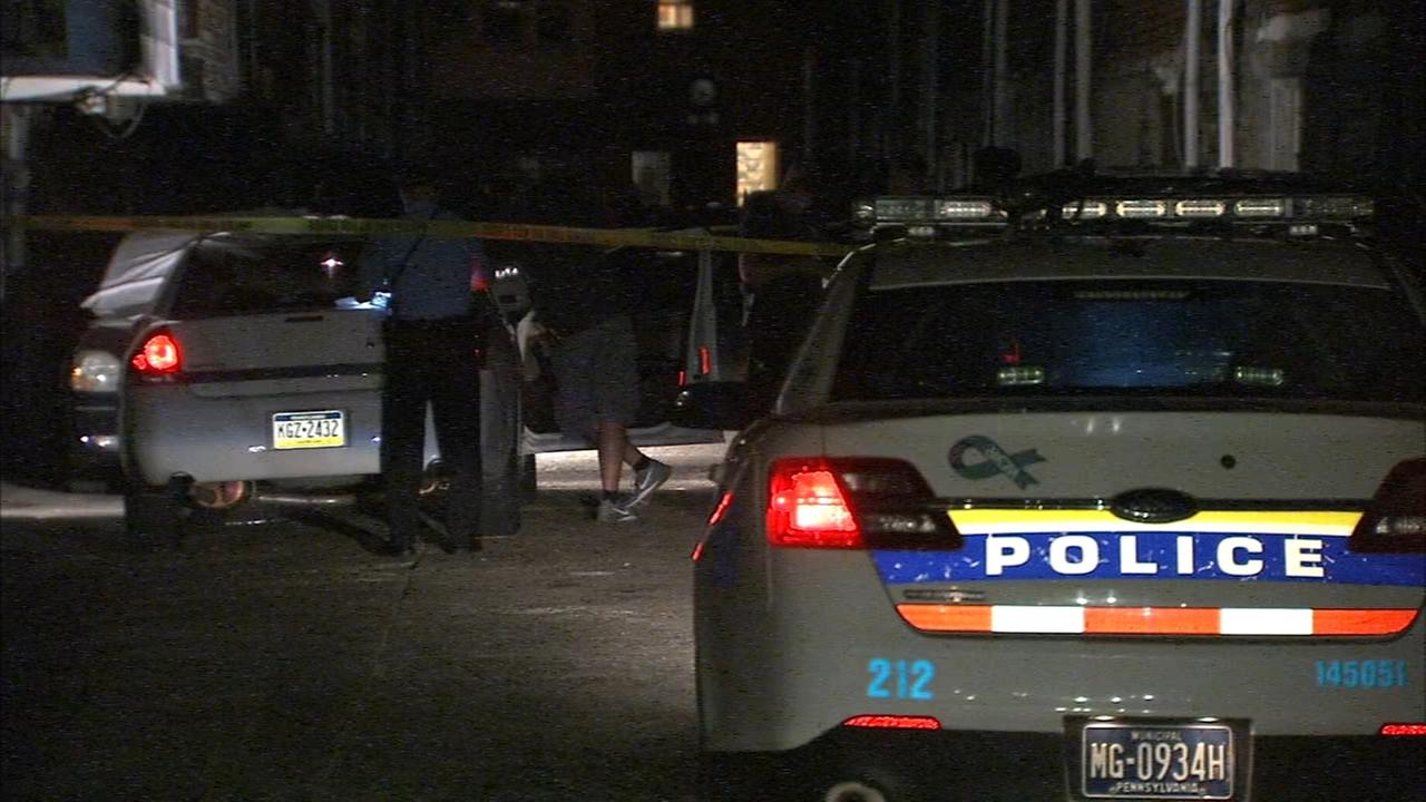 Victim fatally shot in car in Lawncrest