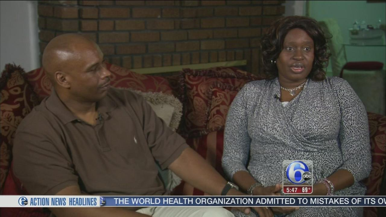 VIDEO: Strong support system in fight against breast cancer