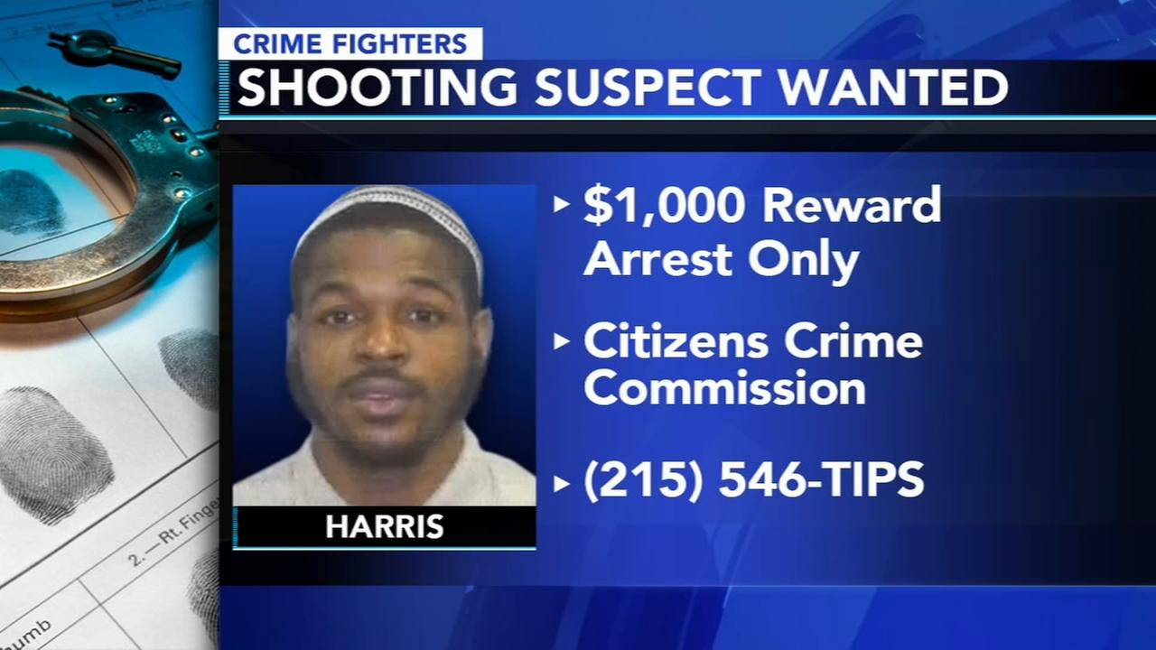 Crime Fighters: Search for suspect in shooting of father, toddler