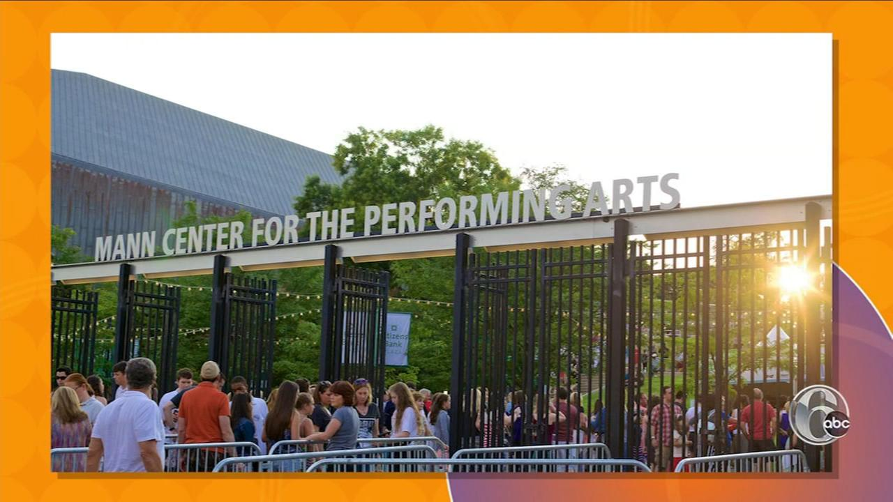 FYI Philly: Mann Center June shows