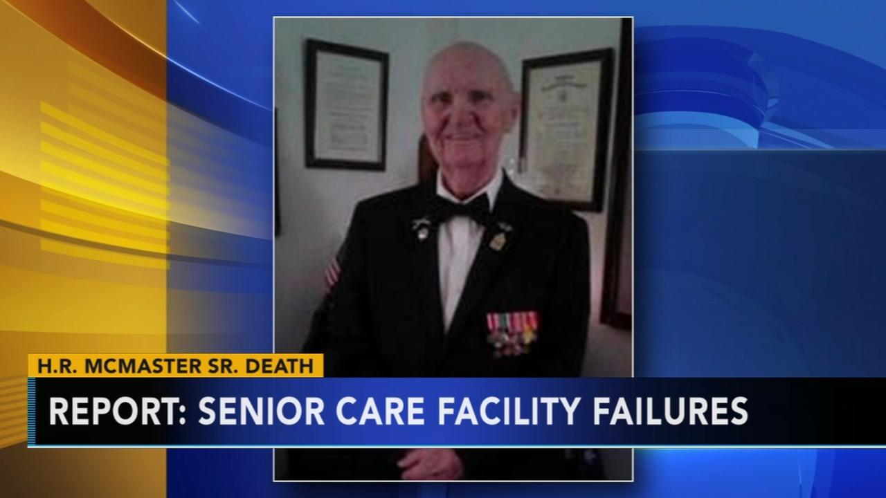 Investigation report released in nursing home death