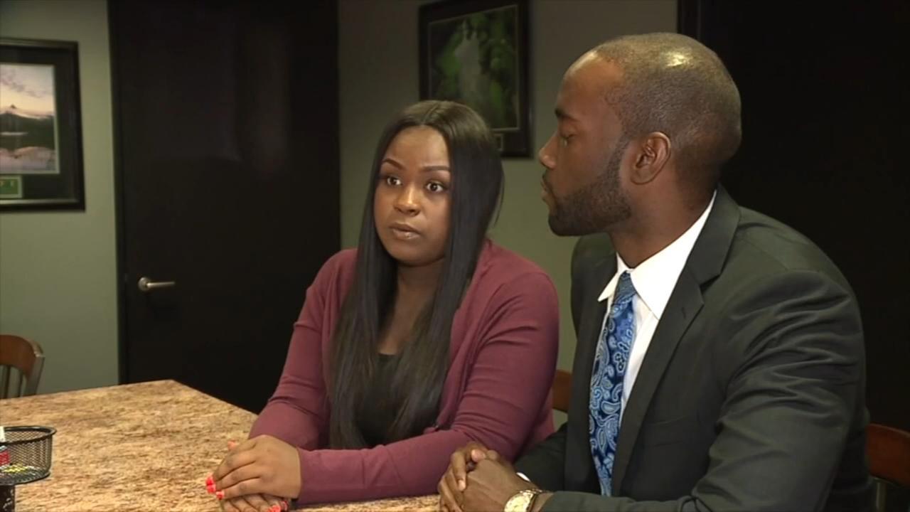 Michigan woman suing Target