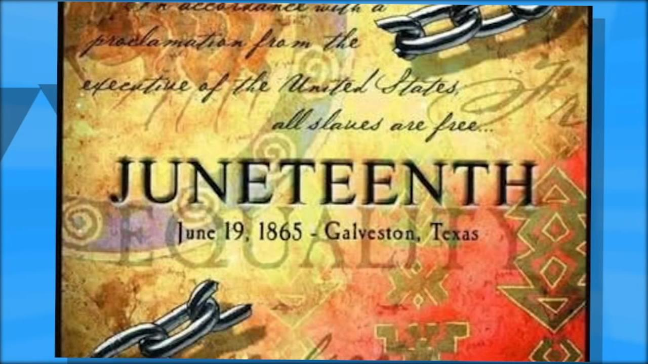 6abc celebrates Juneteenth