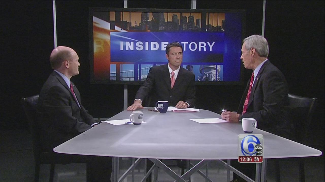 VIDEO: Candidates debate
