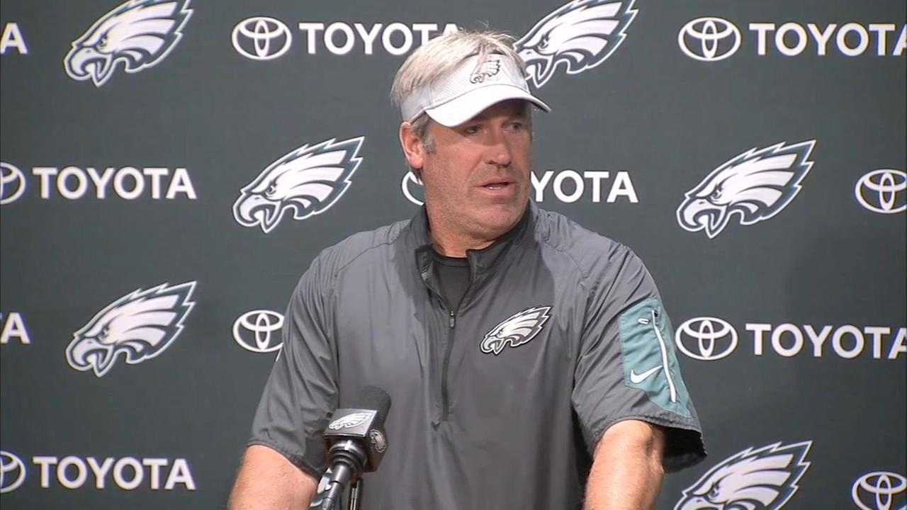 RAW VIDEO: Doug Pederson news conference