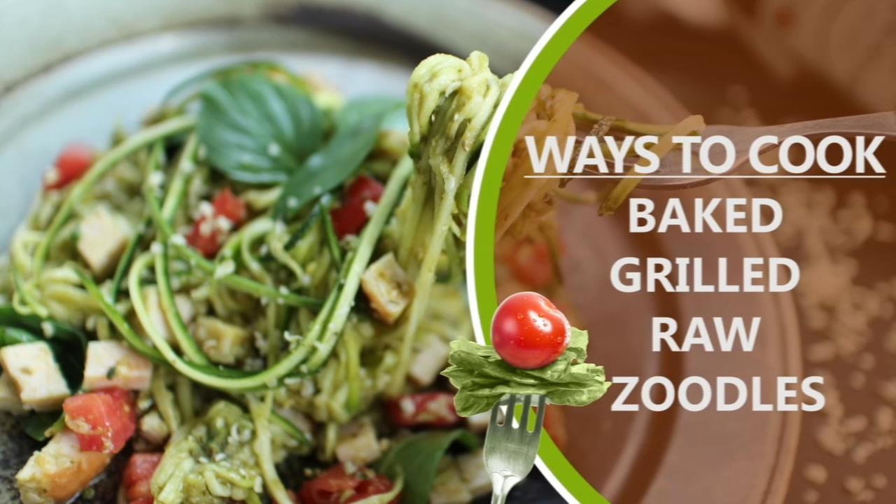 FYI Weekly Wellness Tip: Summer Zoodles