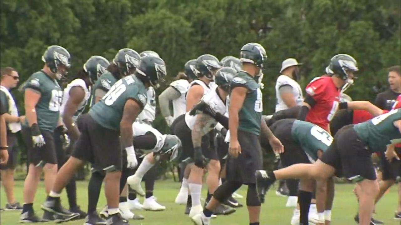 Eagles focus on season ahead despite current controversy