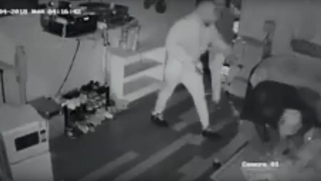 Surveillance released in South Philly home invasion