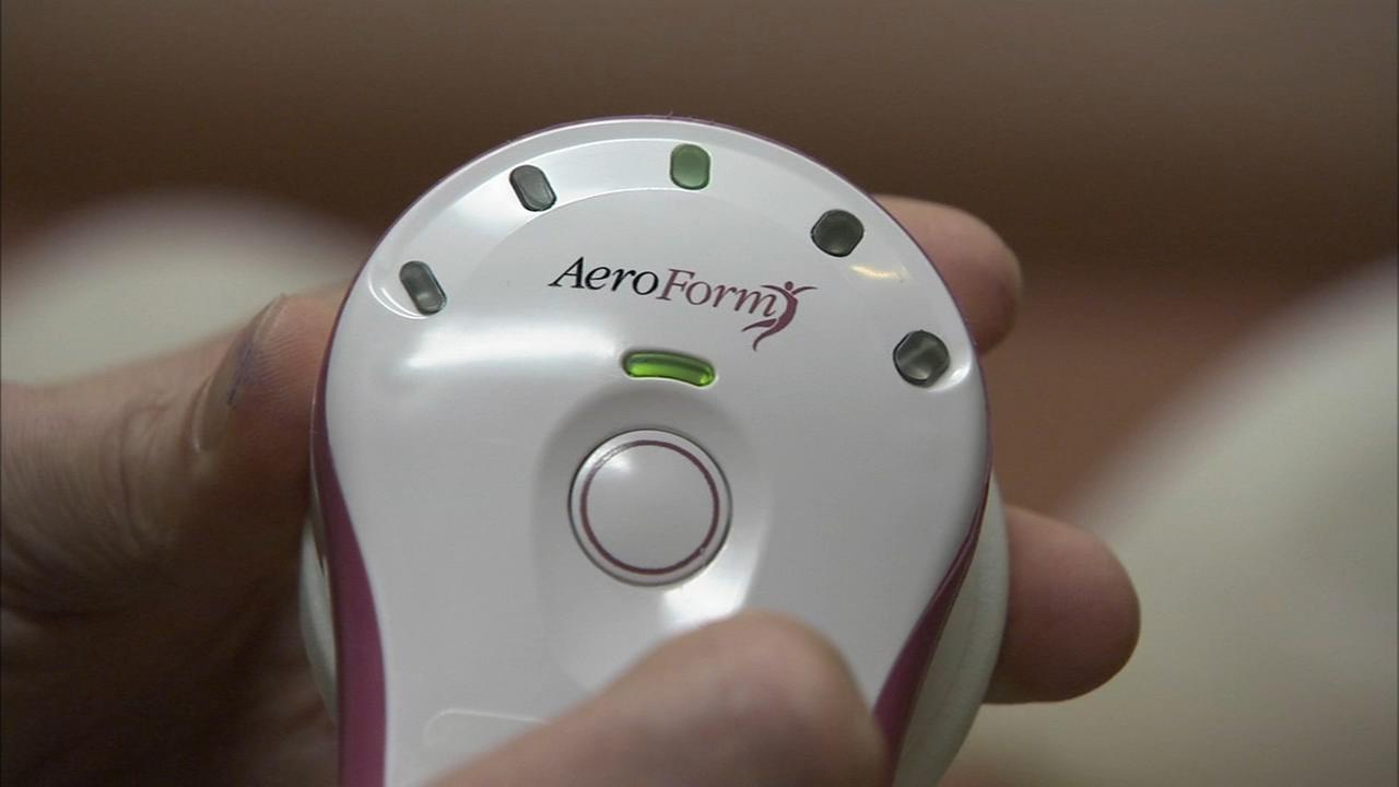 New device allows patient to control tissue expansion after mastectomy