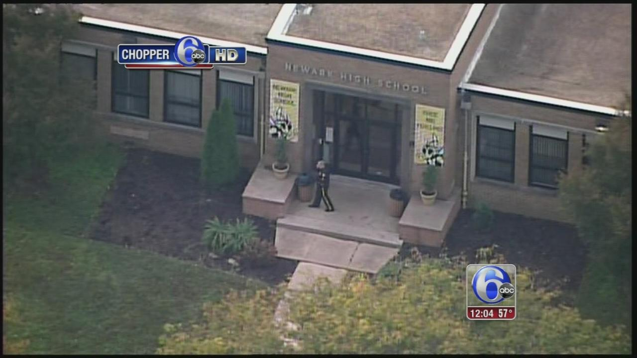 VIDEO: Newark students face charges following melee