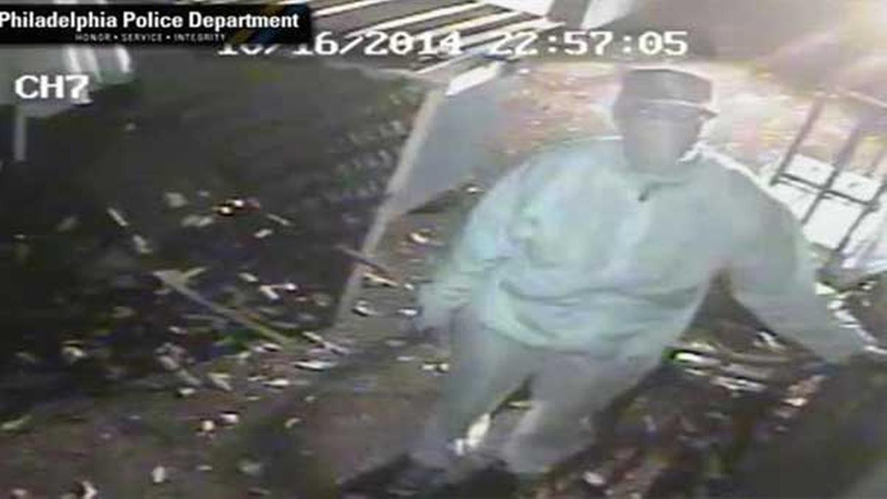 Philadelphia police are on the hunt for a suspect who robbed a deli in the citys Roxborough section.