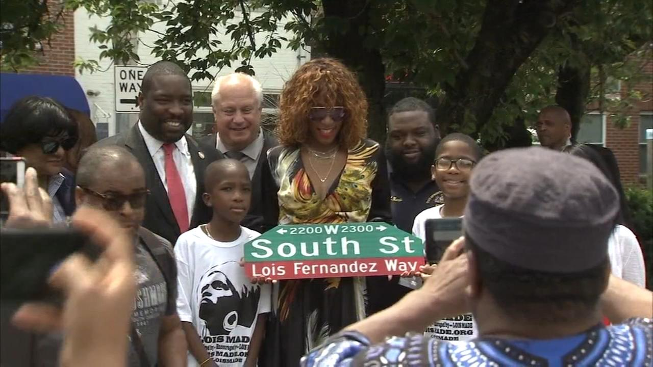 Center City street renamed after Odunde Festival founder