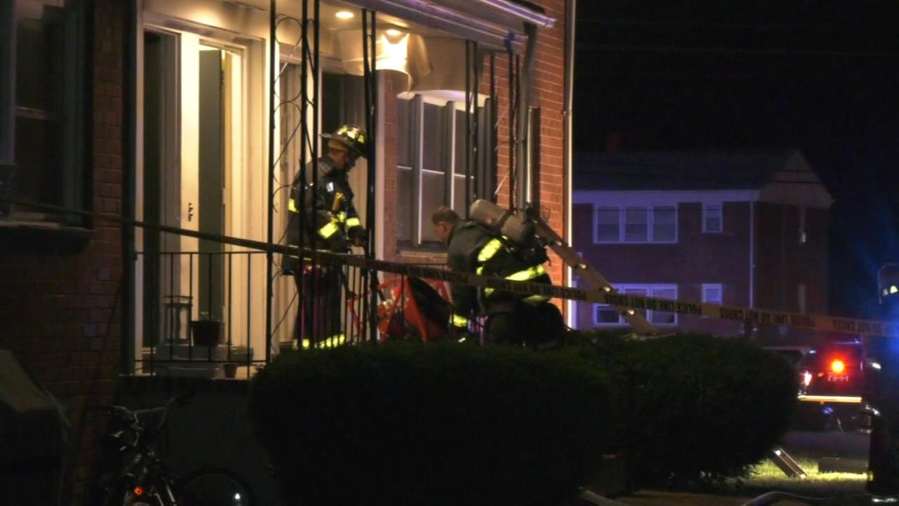 Woman found dead after NJ fire; police investigating