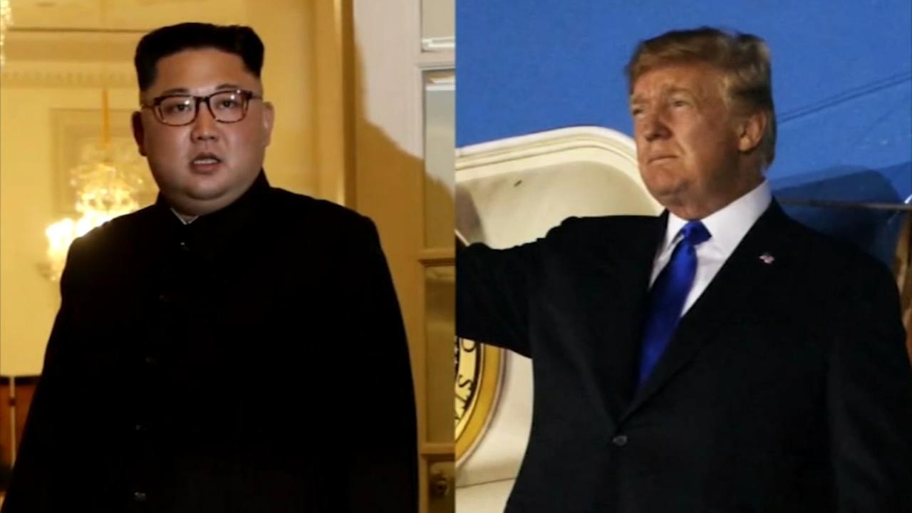 Historic summit set to begin late Monday