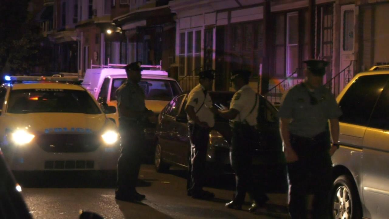Deadly double stabbing in Hunting Park