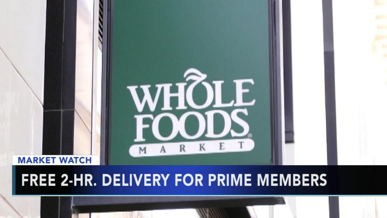 Amazon expands Whole Foods delivery service to Philly