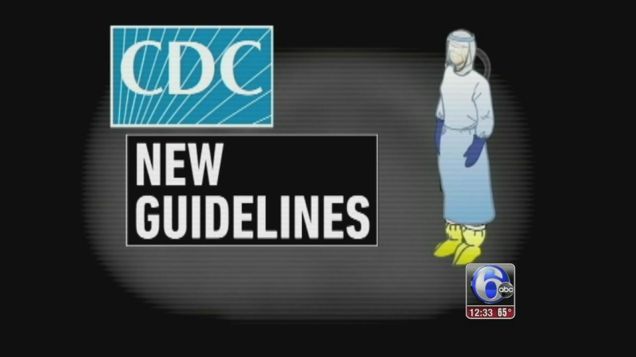 VIDEO: New Protocols for treating Ebola patients