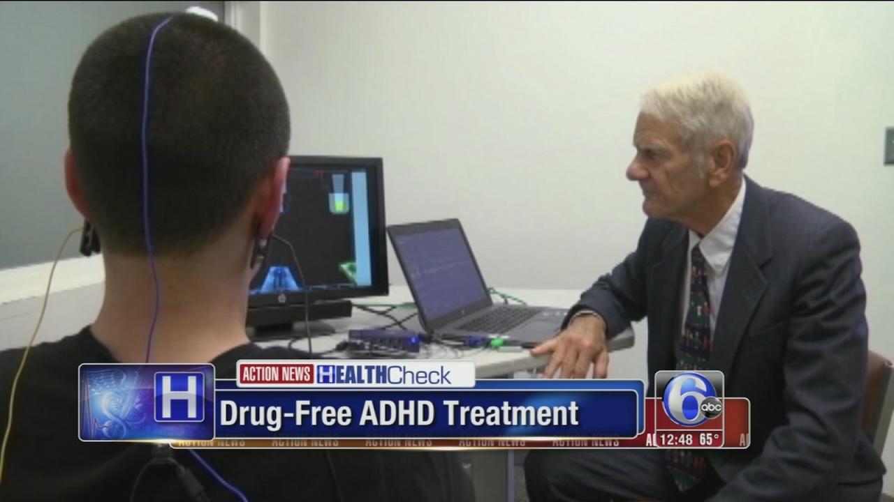 VIDEO: Drug-free ADHD treatment
