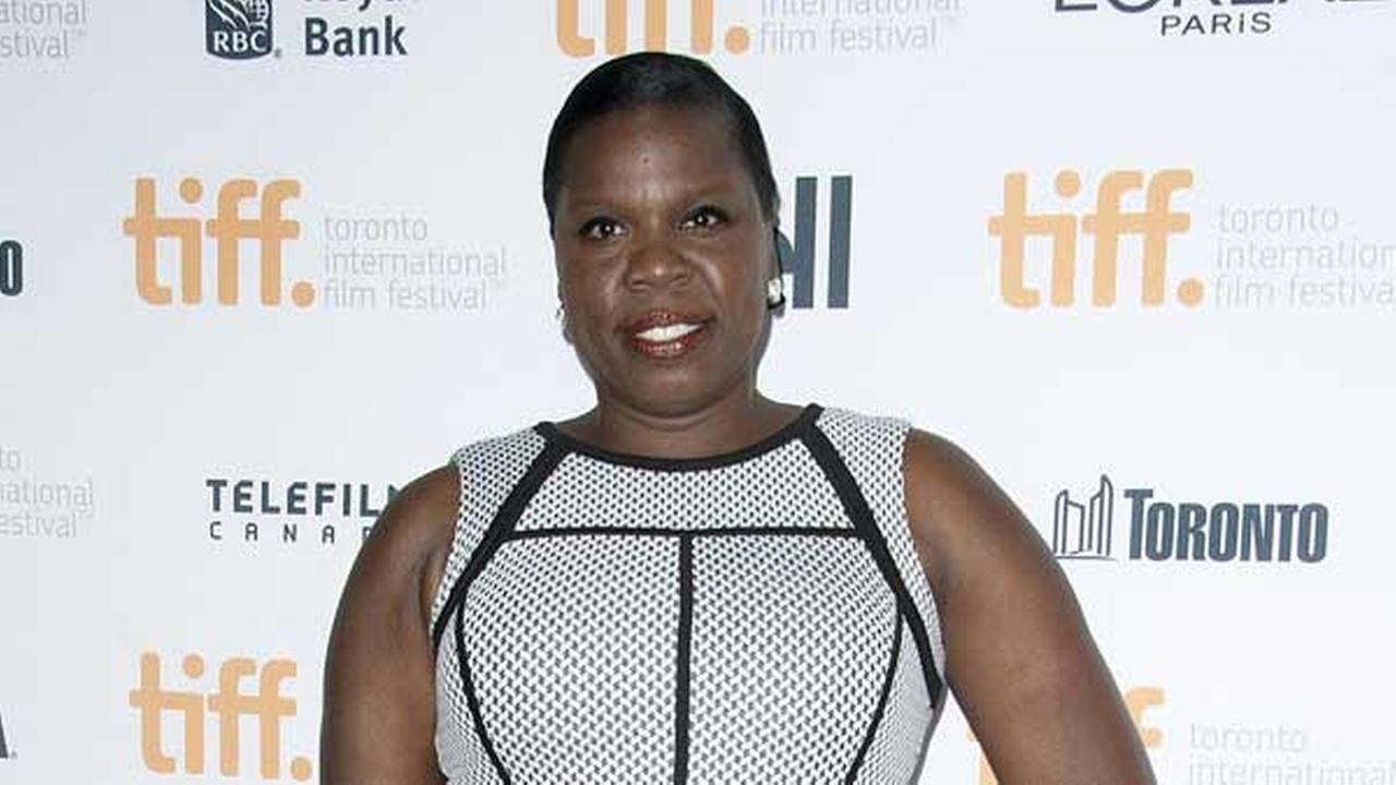 FILE - In this Sept. 6, 2014 file photo, actress Leslie Jones poses during the 2014 Toronto International Film Festival in Toronto.